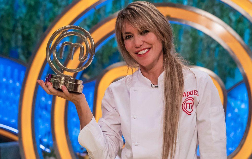 Raquel Meroño gana 'MasterChef Celebrity 5'