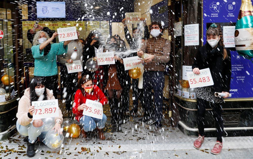 72897, El Gordo de la Lotería de Navidad 2020