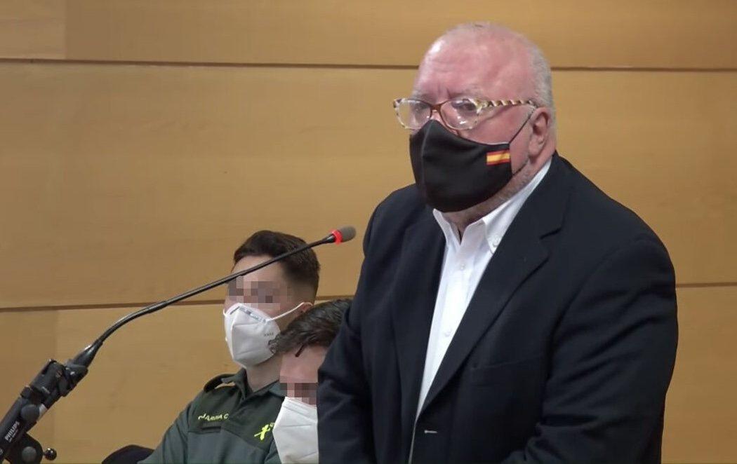 """Villarejo declara ante el juez: """"Intenté seducir a Corinna, era mi trabajo"""""""