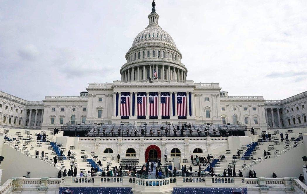 Washington se blinda para la toma de posesión de Joe Biden en un dispositivo sin precedentes