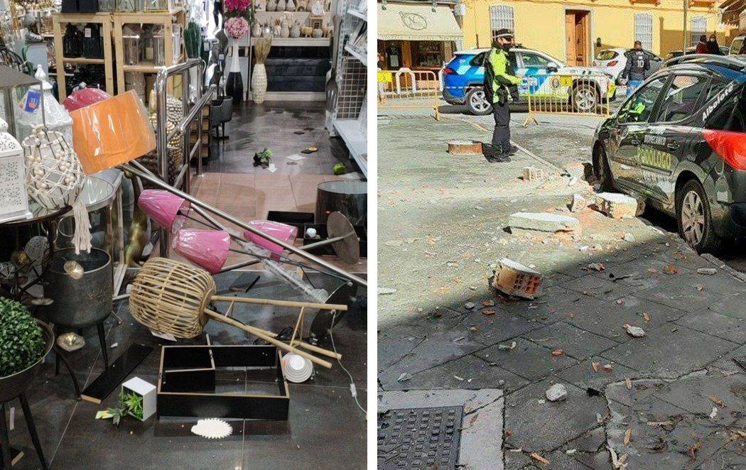 Un terremoto de 4,4 grados de magnitud sacude Granada