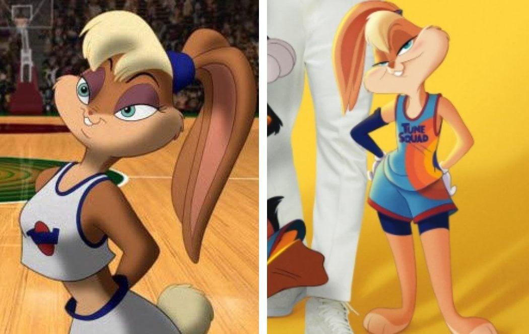 El rediseño de Lola Bunny para 'Space Jam' deja de hipersexualizar al personaje