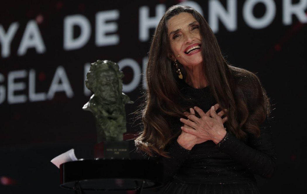 Atípica gala de los premios Goya con 'Las niñas' y 'Adú' como grandes triunfadoras