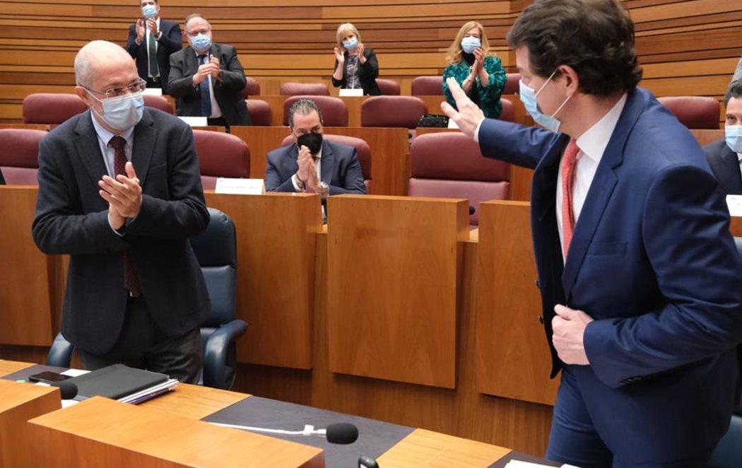 La moción de censura del PSOE en Castilla y León, abocada al fracaso