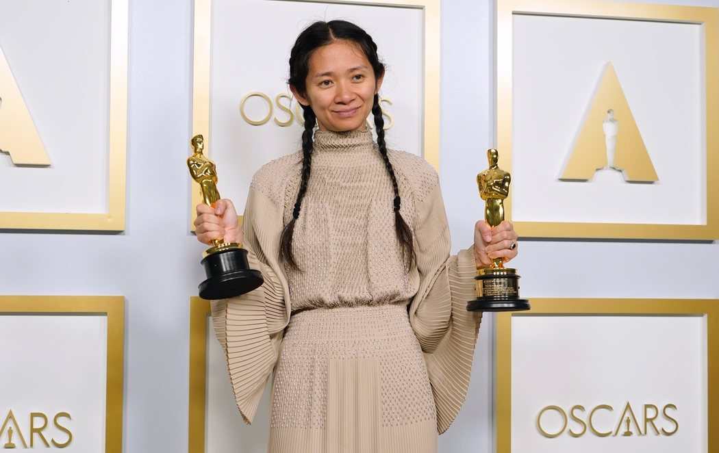 'Nomadland', ganadora de una gala de los Oscars 2021 marcada por la pandemia