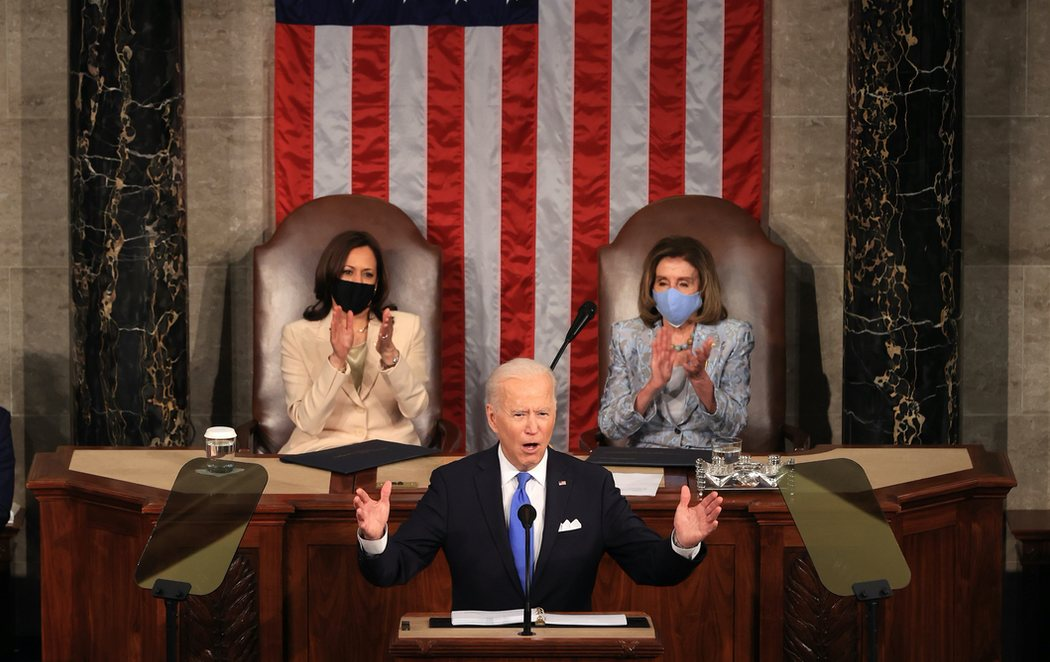 Joe Biden cumple 100 días de mandato en EEUU