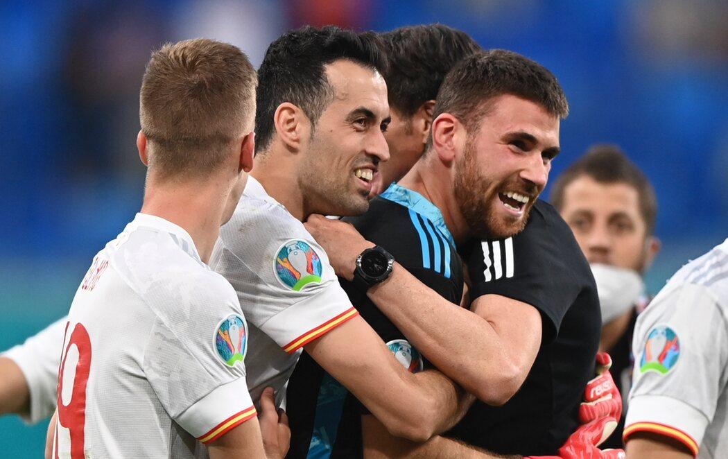 España vence a Suiza (3-1) en los penaltis y pasa a semifinales de la Eurocopa