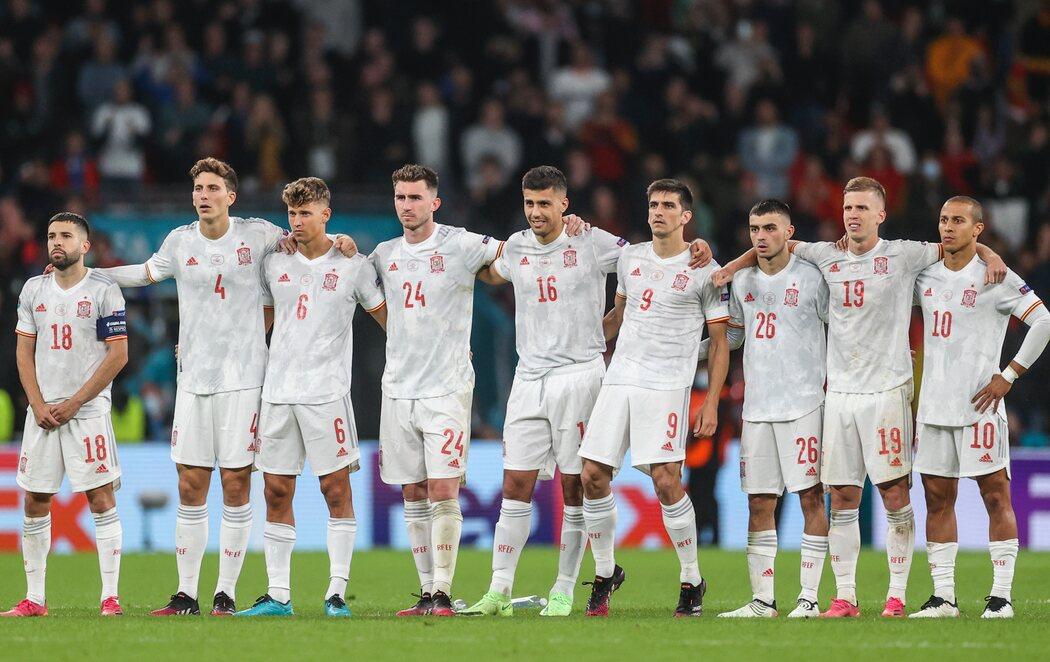 Eurocopa: España, eliminada en semifinales ante Italia