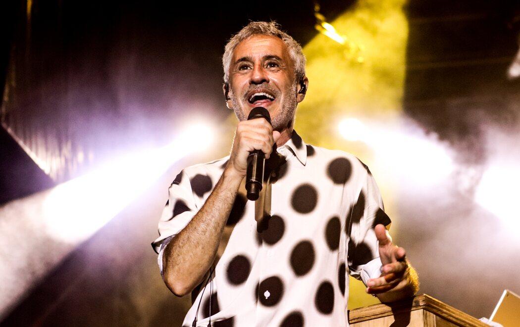 Suspenden un concierto de Sergio Dalma en Murcia tras animar al público a incumplir el protocolo anti-Covid