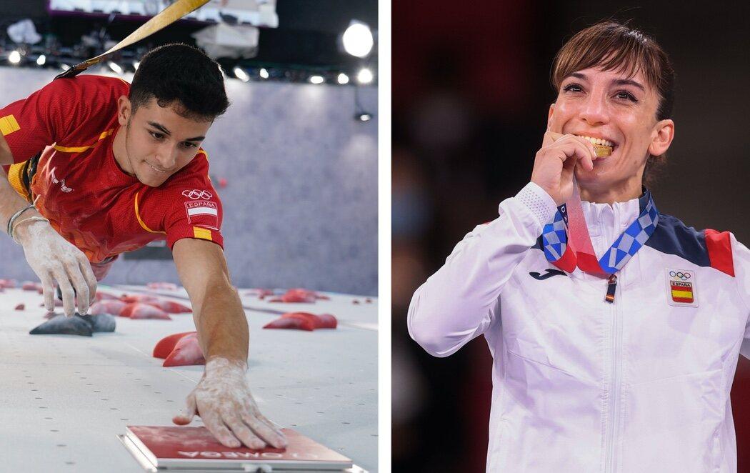 Sandra Sánchez y Alberto Ginés se alzan con el oro en Tokio 2020