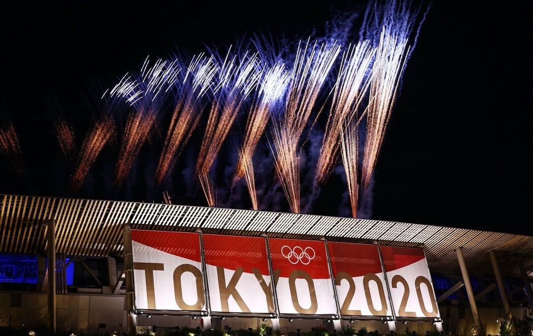 Tokio celebra la ceremonia de clausura de unos Juegos Olímpicos marcados por la pandemia