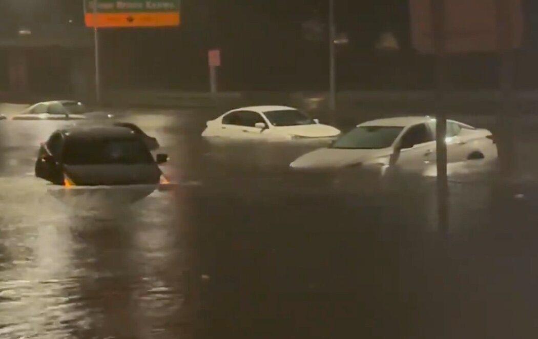 Nueva York y Nueva Jersey declaran el estado de emergencia por las inundaciones de la tormenta Ida