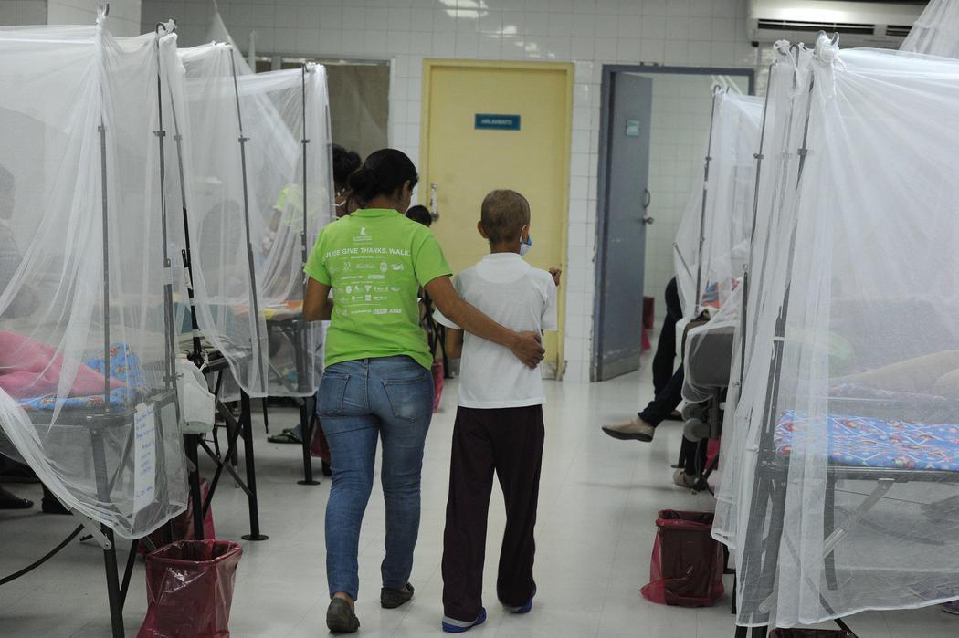 Mosquiteras contra el Dengue en Honduras