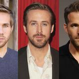 Ryan Gosling, Ryan Reynolds y su doble