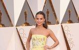 Alicia Vikander, como Bella en los Oscars 2016