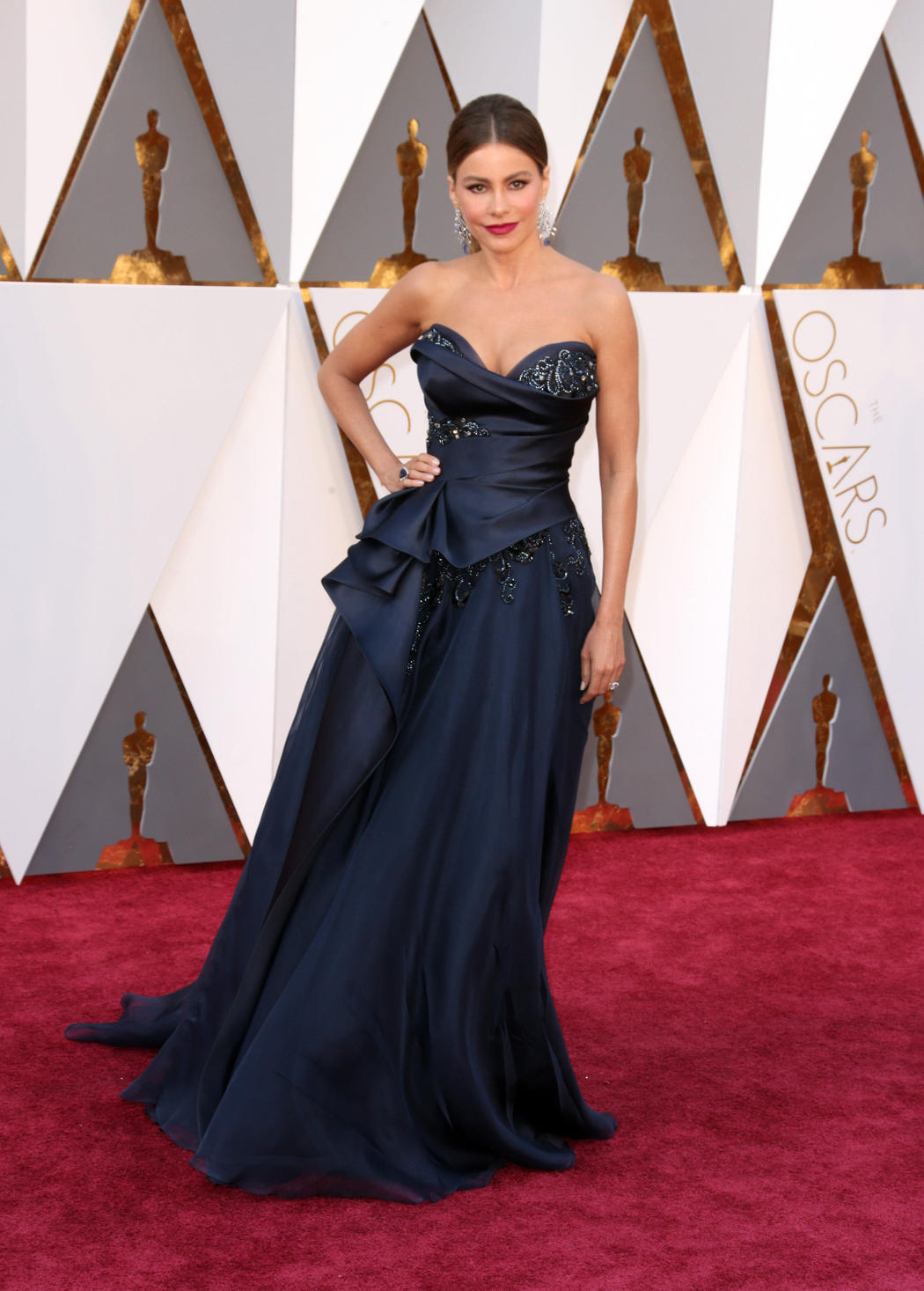 Sofía Vergara en los Oscar 2016