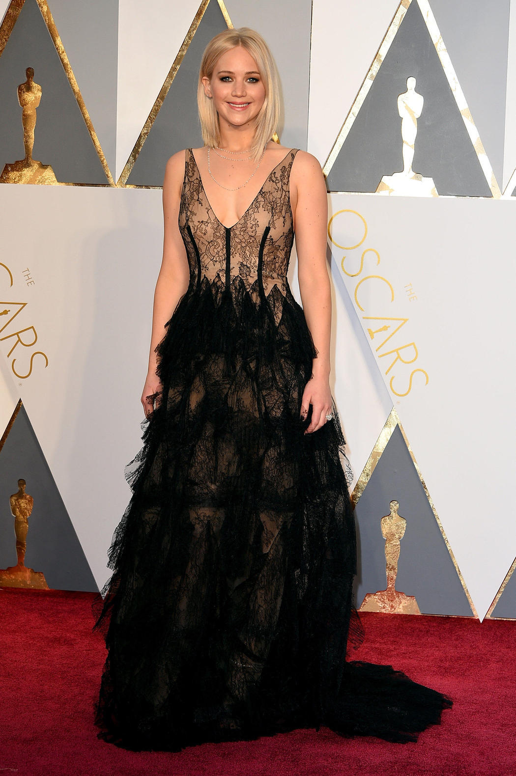 Jennifer Lawrence en los Oscar 2016