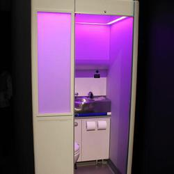 Clean Cabin - Fresh Lavatory diseñado por Boeing