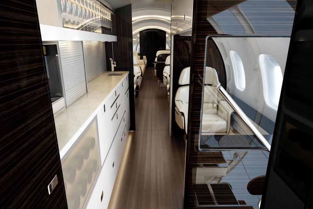 La madera llega a los aviones