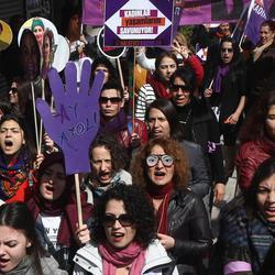 El Día Internacional de la Mujer en el mundo