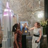 Emma Watson y Chirlane McCray en Nueva York (EEUU)