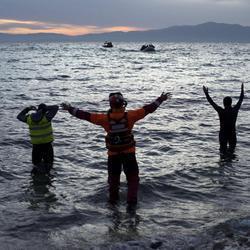 El duro comienzo de los refugiados en su nueva vida en Europa