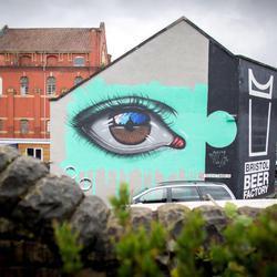 Arte en las fachadas de edificios de todo el mundo