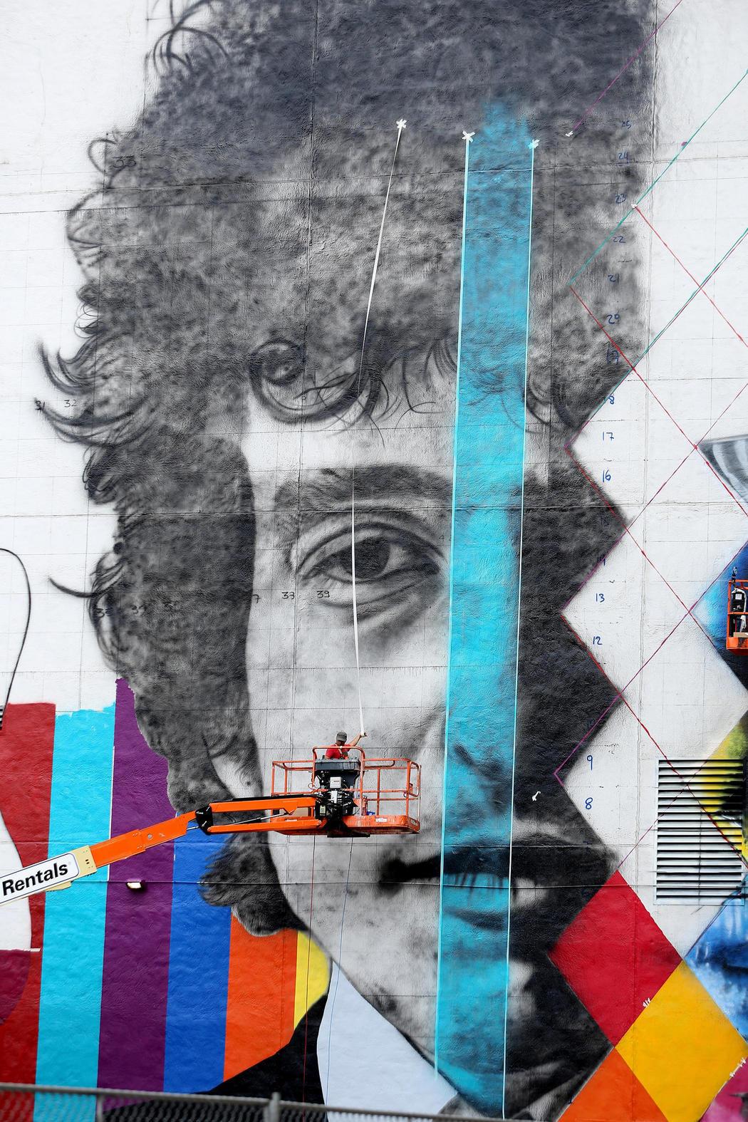 Arte urbano y música nunca han estado reñidos