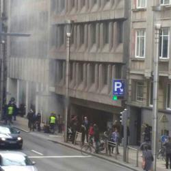 Tercera bomba en el metro de Bruselas
