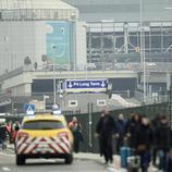 Los desperfectos del Aeropuerto de Bruselas, al descubierto