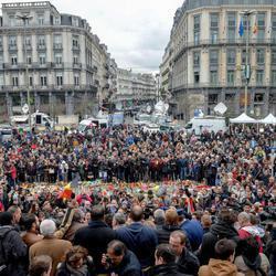 El día después: Bélgica homenajea a sus víctimas