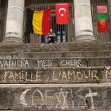 """""""Coexistir"""", el mensaje de esperanza tras los atentados de Bruselas"""