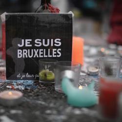 'Je suis Bruxelles', un mensaje convertido ya en un símbolo por la paz