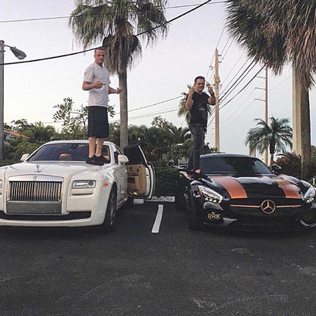 CEO y coleccionista de coches