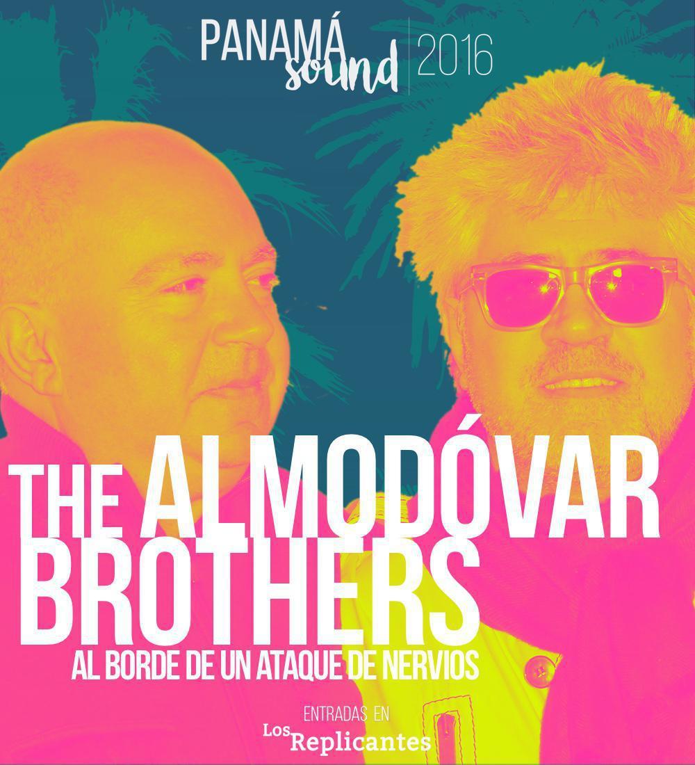 The Almodóvar Brothers en plan travesti radical en la primera edición de Panamá Sound