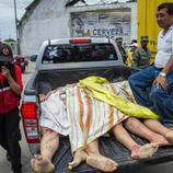 Víctimas del terremoto de Ecuador