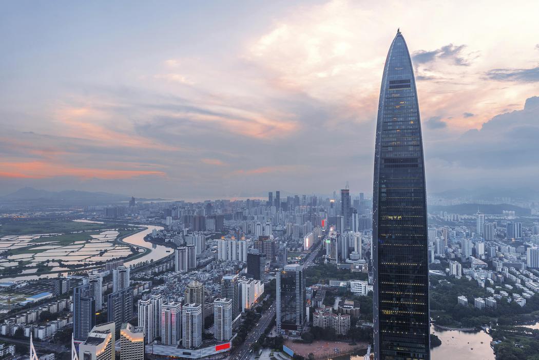 4 - Ping An Finance Center