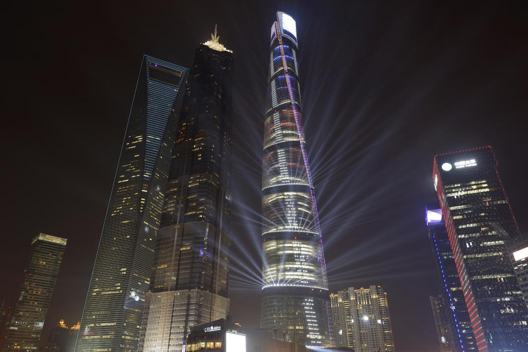 2 - Shanghai Tower