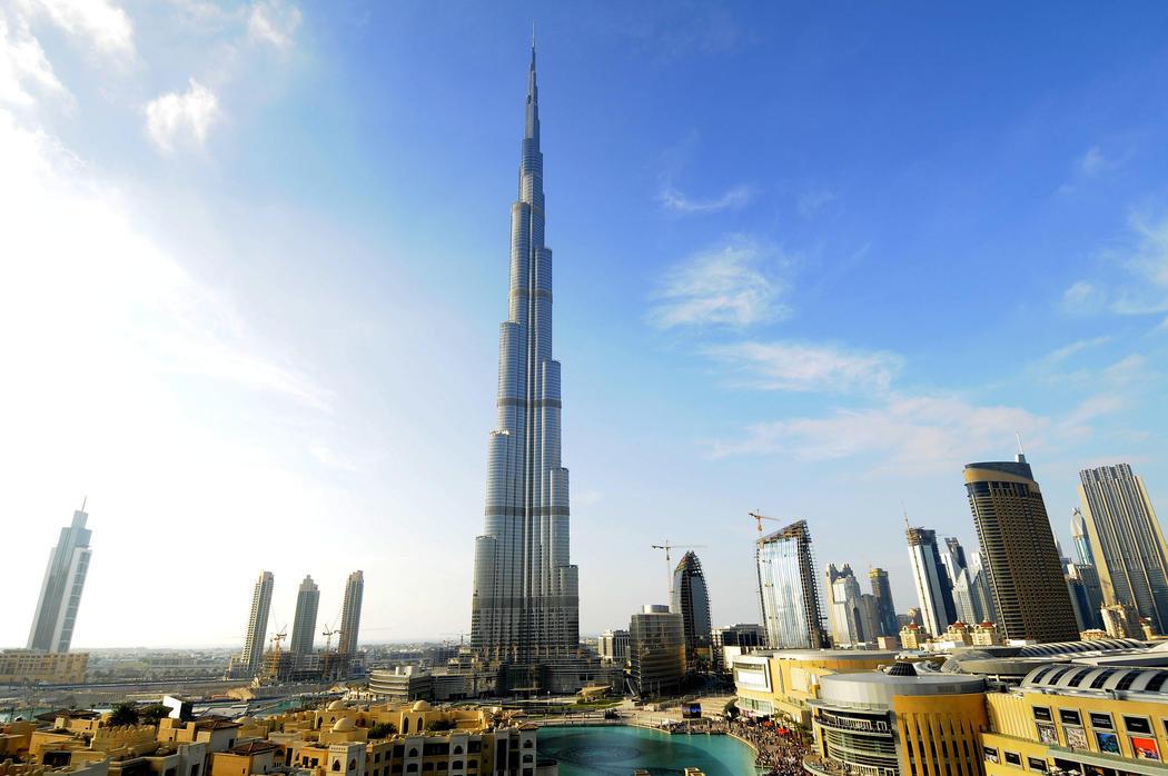 1 - Burj Khalifa