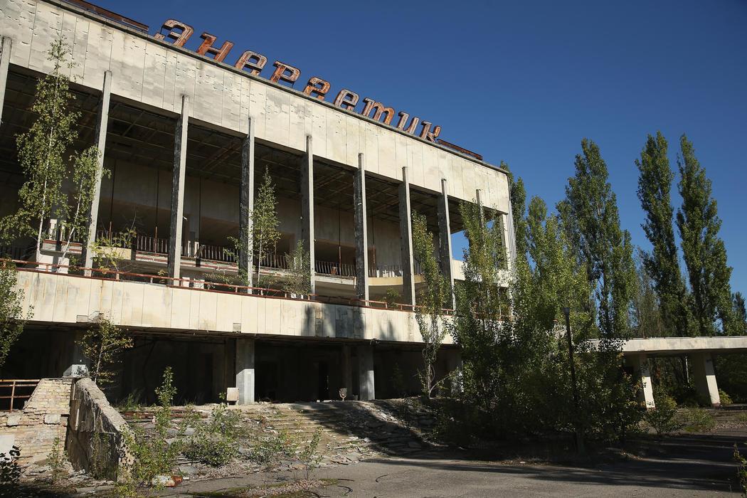El 'Energetik', el centro cultural que quedó atrapado en el tiempo
