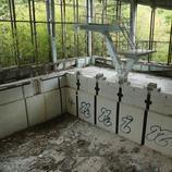 La piscina abandonada de Lazurna, 30 años después