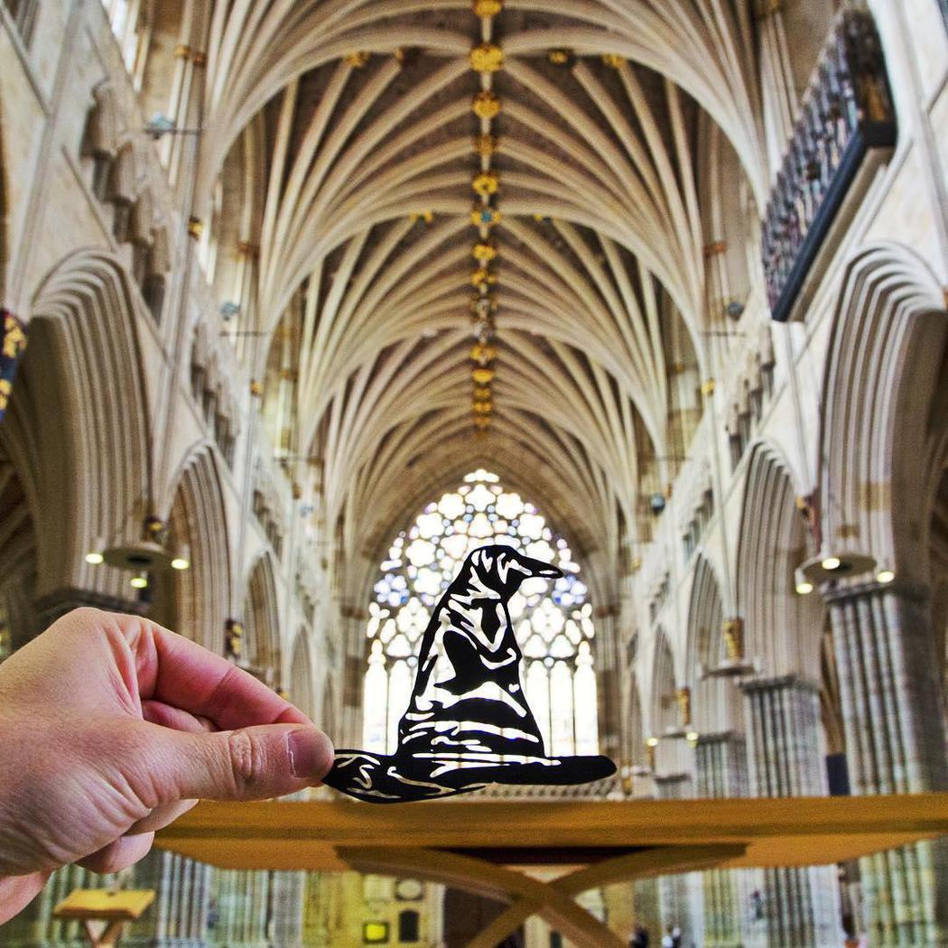 ¿Hogwarts o Exeter?