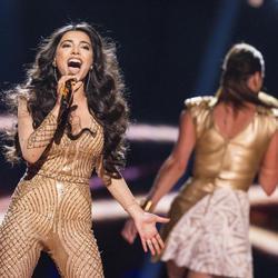 Samra, de Azerbaiyán, en Eurovisión 2016