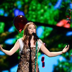 Francesca Michielin (Italia) en Eurovisión 2016