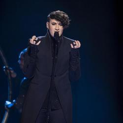 Hovi Star, de Israel, en la Final de Eurovisión 2016