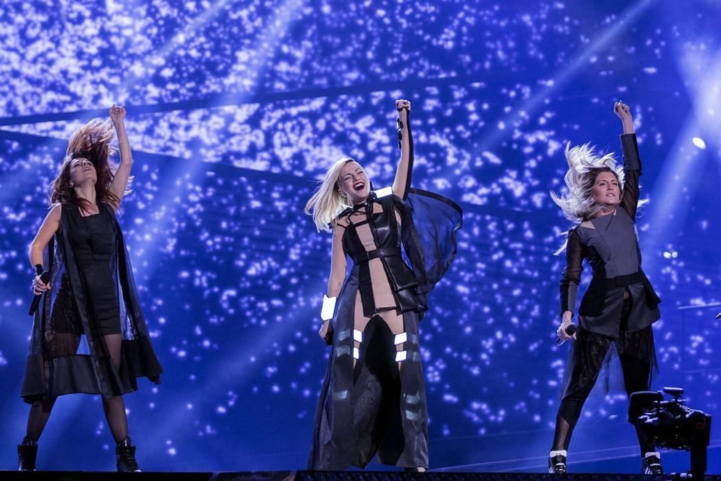 Poli Genova, representante búlgara en Eurovisión 2016