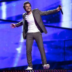 Amir, representante de Francia en la final de Eurovisión 2016