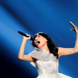 Dami Im, de Australia, en Eurovisión 2016