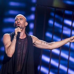 Minus One, de Chipre, en la final de Eurovisión 2016