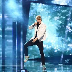 Donny Montell, representante de Lituania en Eurovisión 2016